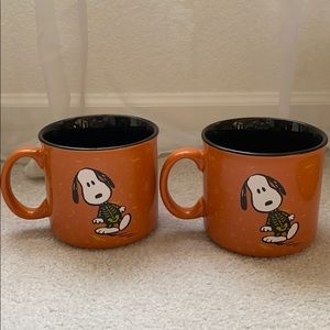 Peanuts Snoopy Skeleton Mug